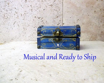 MUSICAL--The Small Boss Key Chest from The Legend of Zelda: Ocarina of Time and Majora's Mask