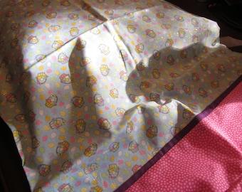 Little Egg basket pillowcase Ready to Ship