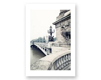 Paris photography, canvas art, paris wall art, large wall art, Paris canvas, Paris print, canvas wall art, black and white photography