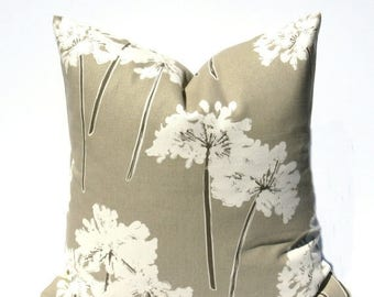 15% Off Sale Tan Pillow Decorative Pillow, Pillow covers, Cushion Cover, Pillow Sham , Accent Pillow, Throw pillow, throw Pillow Covers - Br
