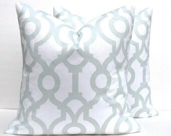 15% Off Sale Decorative  Pillow Pillow cover Geen  Euro Pillow Covers ONE 26x26 throw pillows gray  Cushion Covers  Toss pillows Sofa Pillow