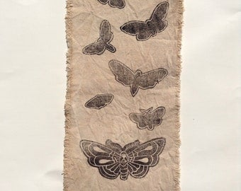 Fly by night wall hanging