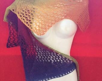 scarf multicolor
