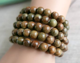 Prayer Bracelet Mala 108 verawood