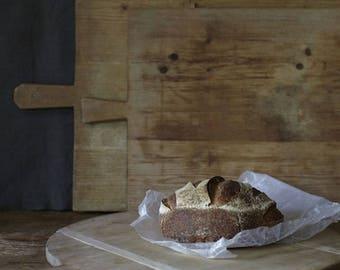 Vintage Bread Board