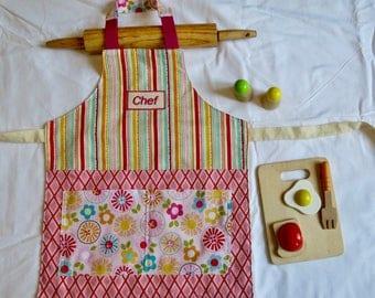 Girl aprons
