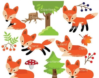 ON SALE INSTANT Download. Foxes 2. Personal and commercial use.