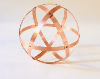 Genesa crystal copper