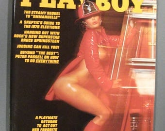Playboy Magazine:  March  1976