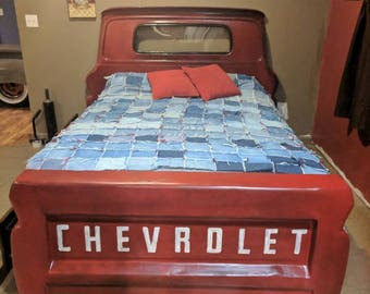 Awesome truck bed
