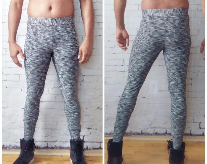 Printed Megging/Workout Tight