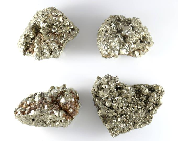 Gold Pyrite Specimen--Pyrite Display--Large Pyrite