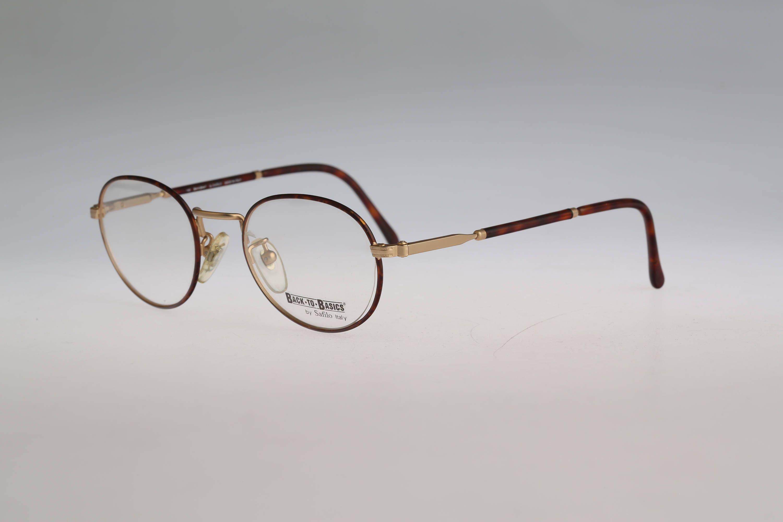 Back To Basics By Safilo btb6755n / Vintage eyeglasses / NOS / 90s ...