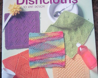 Kitchen Bright Dishcloths to Knit
