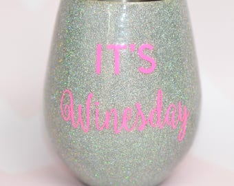 It's Winesday Wine Cup