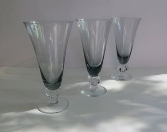 Brodegaard Kristine Smoke Pilsner /Parfait Glasses 3