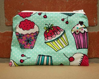 One Snack Sack, Cupcake, Reusable Lunch Bags, Waste-Free Lunch, Machine Washable, Back to School, School Lunch, item #SS56