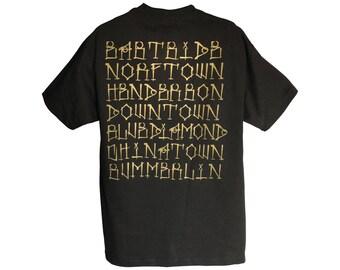 Rep Yo Set T Shirt Black