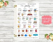 WH01 Celebrate January 2019 - Planner Stickers - National Holiday Stickers - Special Days Stickers - Wacky Holiday Sticker - Holiday Sticker