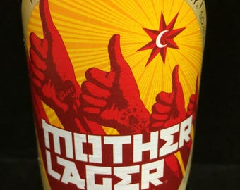 Mother Lager Limited Run by Magic Hat scented candle - Made to order