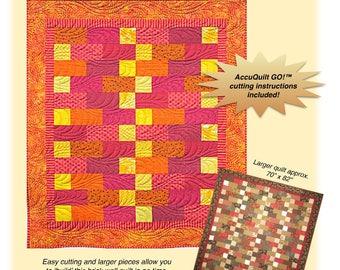 Baby Bricks/Bricklayer Quilt Pattern