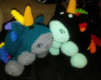 Custom Chubby Unicorn