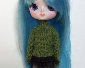 Made to order sweater for Dal dolls various colors available