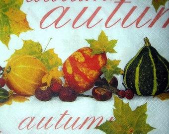 "Towel ""Autumn"""