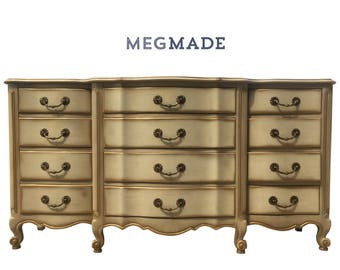 Customizable French Dresser | 1031-03046