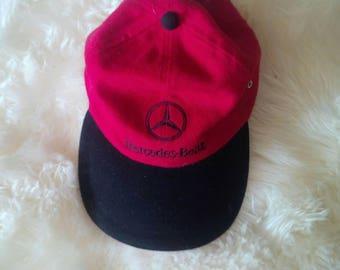 Mercedes Benz Hat Baseball Cap