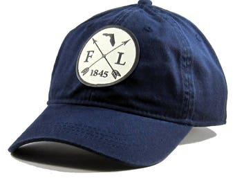 Homeland Tees Florida Arrow Hat - Twill