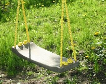 Tree swing, wood swing, tree house swing, plank swing, classic swing, baum- shaukel, swing de l'arbre,  swing van boom, oscilación