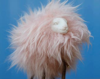Pink sheep - Arttoy - 12 -