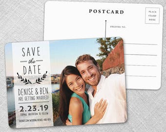 Westerly - Postcard - Save-the-Date