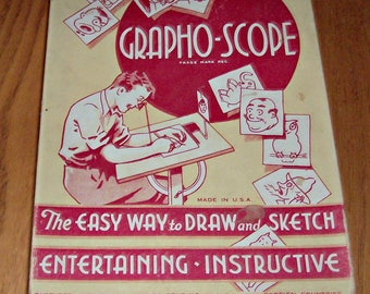 Vintage/Antique GRAPHO-SCOPE