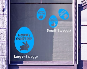 Easter Egg Stickers A80