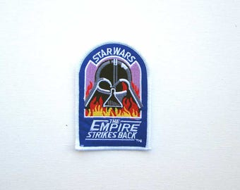 Darth Vader Patch, Fan Patch, Fandom, Bag Patch, Fashion patch, patchgame, Star Wars Patch, Empire Strikes Back, The Dark Side, Movie