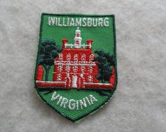 Williamsburg Virginia  Patch