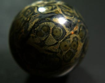 Lovely Kambaba Jasper Sphere