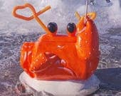 Two person King Crab share mug