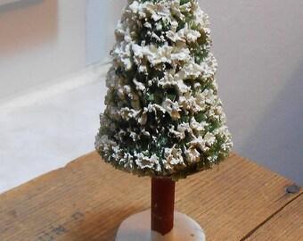"Christmas Putz Tree - 3"""
