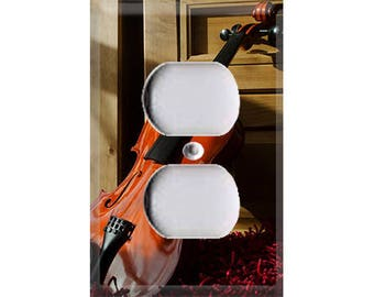 Violin Style #2 Outlet Cover