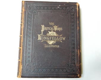 The Poetical Works of Longfellow, Illustrated, Volume II, 1882