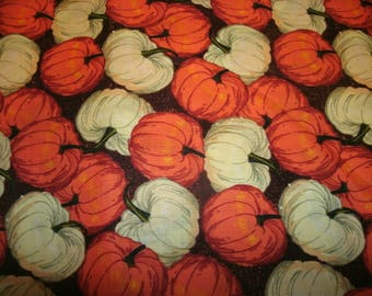Free Shipping! on 2 White and Orange Pumpkin Sofa Pillow Covers, Designer Holiday Covers, Toss Pillow Covers, Holiday Home Decor, Fall Decor