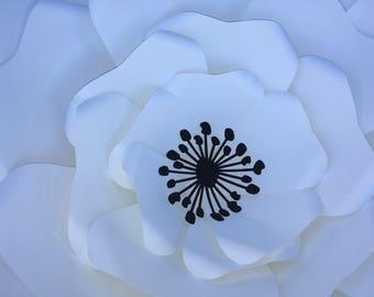 Paper Flower Center