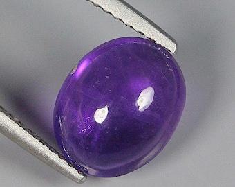 3.09 Ct Natural Brazil Purple AMETHYST