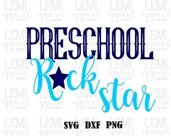 Preschool SVG-Preschool cut file-Back to school SVG-Preschool SVGs