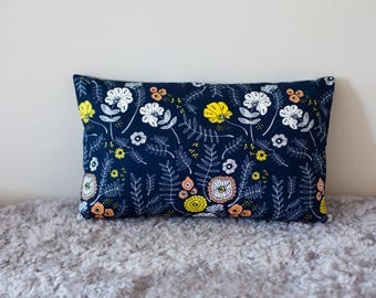 Summer meadow cushion