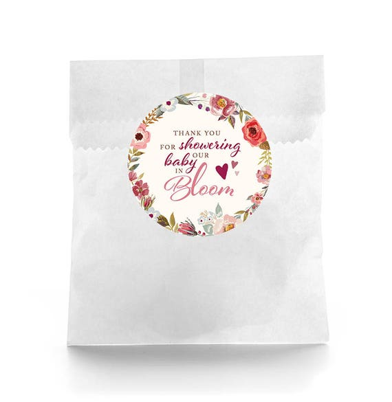 Baby Shower Favor Ideas Baby Shower Favor Labels Baby Shower