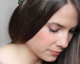 Range Tan elastic headband